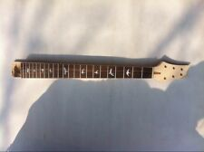 No.0324-9 New nice unfinished electric guitar parts Strong Guitar Neck