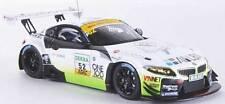 #52 West Coast Racing BMW Z4 GT3 2010 1/43rd Scale Slot Car WATERSLIDE DECALS