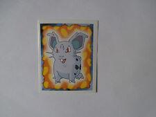Autocollant Stickers POKEMON Collection MERLIN N°29 NIDORAN FEMELLE !!!