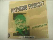 warm and special love RAYMOND FROGGATT 1982 ACCORD (Brand new sealed)
