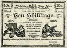 Baden Powell - Limited Edition Print of Mafeking Siege Note - BP PRE BSA ERA - -