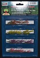 """JTT SCENERY 95502 FLOWER BUSHES O-SCALE 1"""" - 1.5"""" 48 PER PACK  JTT95502"""