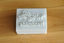 Handmade Willow Resin Seal Soap Stamp For Handmade Soap Candle Fimo Crafts