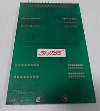 STIMA CIRCUIT BOARD E 107 / E16 115