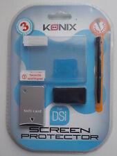 Pack de protection pour Nintendo DSi films de protection d'écran stylet