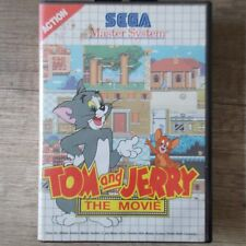 Sega Master System ► Tom and Jerry - The Movie ◄ Modul & OVP | TOP