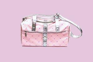 Disney Princess Ballet Bag Pink Handbag Purse Duffle Bag Diaper Bag Ballerina
