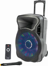 Lotronic Party 15LED Light and Sound Portable Speaker System