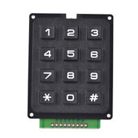 1PCS 4 x 3 Matrix Array 12 Keys 4*3 Switch Keypad Keyboard Module for Arduino ``