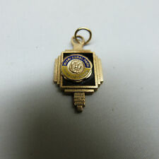 "THE NICKEL STORE:  VINTAGE & RARE ""CORAL PARK SR. HIGH SCHOOL"" PENDANT"