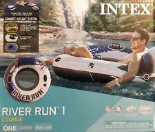 Intex River Run 1 Person Inflatable Water Tube Raft for Lake/Pool/Ocean WOW!