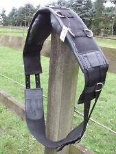 Longiergurt mit 12 Ringen  Gr. Cob / Vollblut ca 150-185 cm