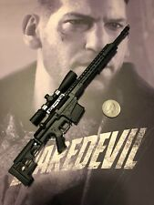 Hot Toys Daredevil temporada 2 el Castigador Barrett Mrad rifle Suelto Escala 1/6th