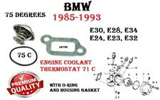 New BMW E28 E30 E32 E34 735i 80 deg C Thermostat Mahle Behr TX2780D
