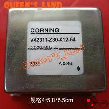 1× CORNING KVG VECTRON V42311-Z30-A12 5MHz 12V OCXO Crystal Oscillator