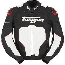 Giacche impermeabile in pelle bovina per motociclista taglia M