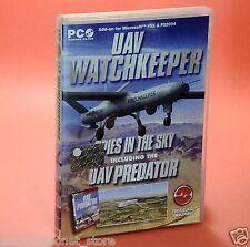 UAV WATCHKEEPER + PREDATOR / Add-on FLIGHT SIMULATOR 2000 2004