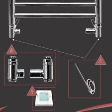 400W Dual Fuel Valve Kit (Valves, Element & Wall Controller) for Towel Rails