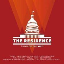 THE RESIDENCE - CLUB MUSIC ONLY 2 CD SAK NOEL UVM NEU