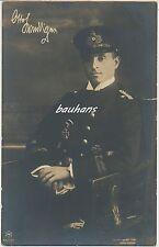 AK Kaiserliche Marine U-Boot Kapitänleutnant Otto Weddigen (i764)