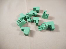 PHOENIX CONTACT 1754449 MSTB 2.5/2-ST PCB term. block (10)