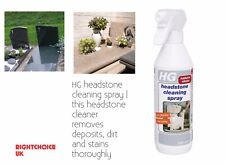 HEADSTONE CLEANER SPRAY 500ml HG