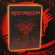 Red Dragon Playing Cards Deck Brand New Sealed