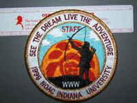 Boy Scout 1996 NOAC Staff patch 9170K