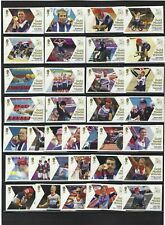 ~GB~2012~Paralympics Games~Unmounted Mint Set of 34~UK Seller