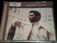 Classic Edwin Starr - CD Album - 1999 Mercury Records Ltd  - 18 Greatest Hits
