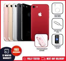Apple iPhone 7 - 32GB 128GB 256GB - Unlocked SIM Free Smartphone - No Touch ID