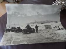 Original British pre ww2 Tank photo