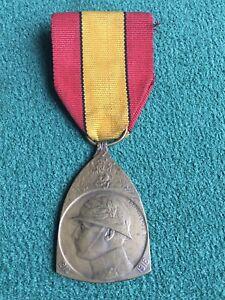 Superb WW1 Belgian Commemorative Medal 1914-18....Lovely!