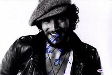 Bruce Springsteen Autographed Signed 18x12 Photo PSA w Rare Guitar Sketch