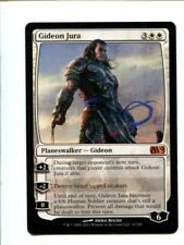 MAGIC THE GATHERING - MAGIC 2012 CORE SET  - GIDEON JURA - NrMt