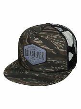 QUIKSILVER Men's Trucker Hat BRAIN GAINER - GNR0 - One Size - NWT