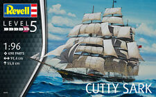 New Revell 05422 1:96 Cutty Sark Model Kit