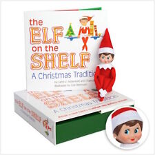 OFFICIAL NEW 2017 The Elf on the Shelf® Light Skinned Girl