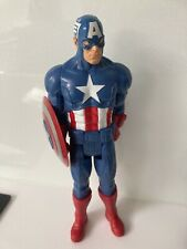 Marvel 12 Inch  Captain America Figure With Shield