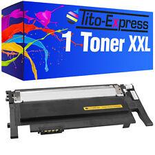 Toner XXL Black ProSerie für Samsung CLT-K406S C410W C460FW C460W C467W CLP-360