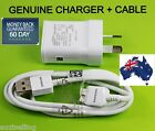 100% ORIGINAL GENUINE Samsung Galaxy S5 Note3 AC Charger 2A+ USB 3.0 Cable