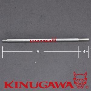 Kinugawa Turbo Billet Adjustable Actuator Internal Wastegate Rod 140mm Straight