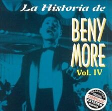 La Historia Musical de Beny More, Vol. 4 by Beny Moré (CD, Nov-2001,