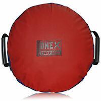 Kick Shield round Strike Pad Punch Bag Focus pads Boxing MMA Martial Training