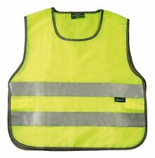 QUALITY REFLECTIVE FLUORESCENT BRIGHT MOTORCYCLE CYCLING ADULT TABARD VEST LARGE