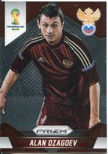 Panini Prizm Coupe du Monde 2014 BASE CARD # 167 Alan Dzagoev