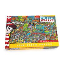 Where's Wally Wild West - 1000 pieces Jigsaw Puzzle - Paul Lamond
