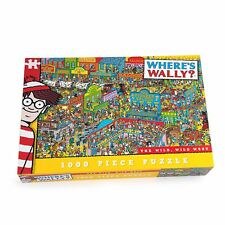Where's Wally Wild West - 1000 pieces Jigsaw Puzzle - Paul Lamond