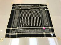 SHEMAGH HEADSCARF - Colour Option - Military Keffiyeh Arab Army Wrap Keffiyeh BN