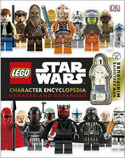 LEGO Star Wars - Character Encyclopedia Updated and Expanded ( Boba Includes ! )